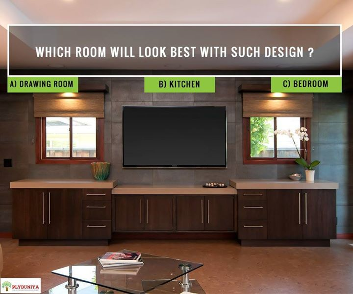 Which room will look best with such design? - http://ift.tt/1HQJd81