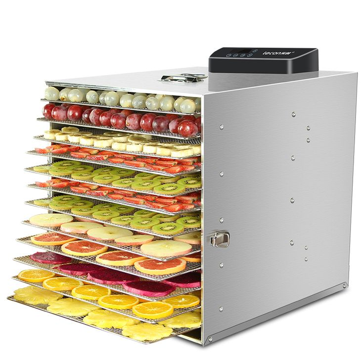 Food Fruit DryerHome Fruits and Vegetables Pet Meat Dried Fruit Dehydration Machine Fast Strong Health Efficient Dehydrator