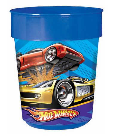 Take a look at this Hot Wheels Party 16-Oz. Cup - Set of Six by Hot Wheels on #zulily today! #Hot Wheels Party