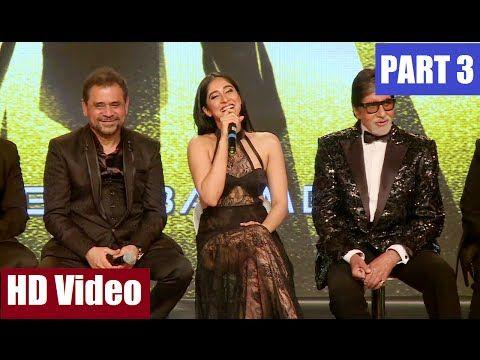 AANKHEN 2 Movie Launch Full Uncut Event - 3 | Amitabh Bachchan. Arshad Warsi.