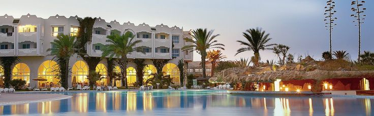 Hotel LTI Mahdia Beach, Tunezja.  https://www.travelzone.pl/wycieczki/tunezja/lti-mahdia-beach
