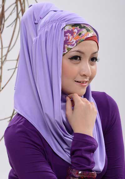 jilbab model lareina twist harga Rp 69.000,00