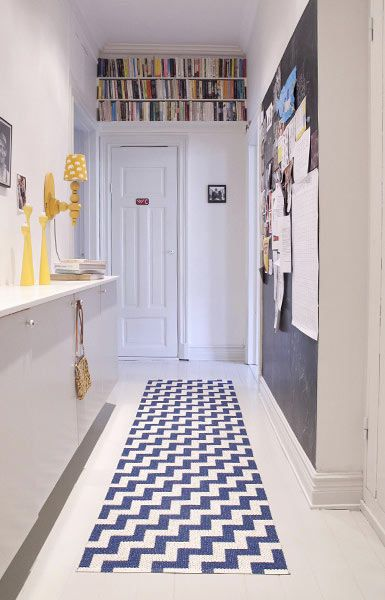 Die besten 25+ Teppichläufer für den flur Ideen auf Pinterest - teppich läufer küche