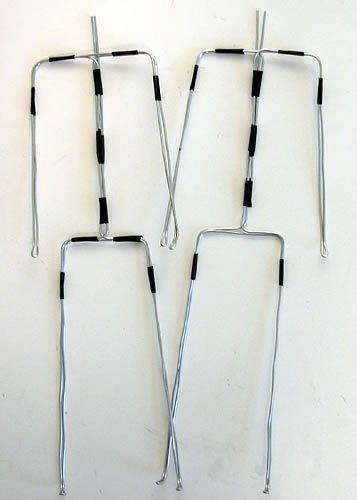 Armature for art dolls- tutorial
