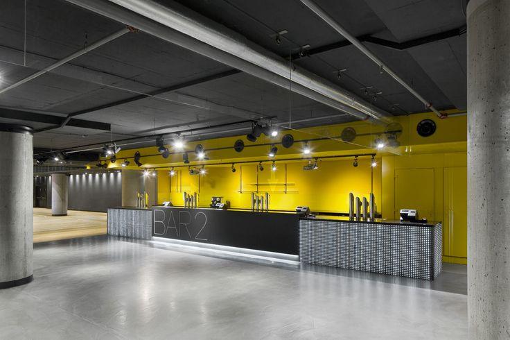 Galería de Salón Multipropósito Foro Karlín / Atelier 8000 - 13