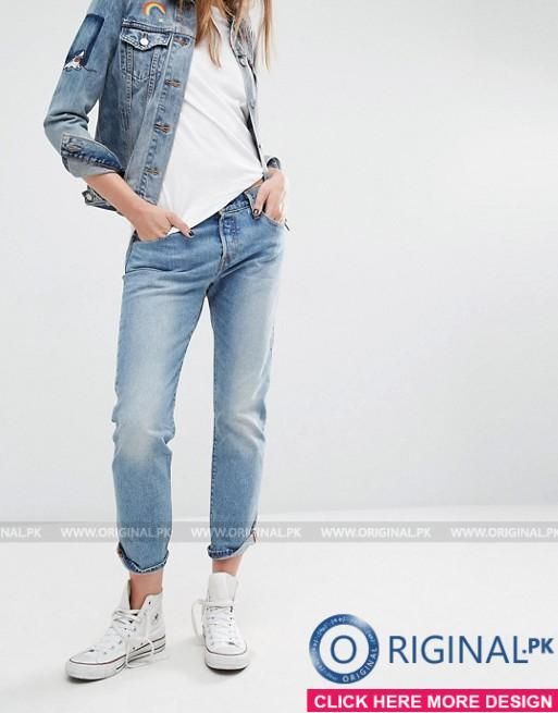 Levi's 501 CT Mid Rise Straight Leg Jeans - 6931088 #ladiesjeans #leviswomen #levisjeans #levis #levisfashion #leviesladiesjeans #womenfashion's #womendresses #womenfashion #womenclothes #ladiesfashion #ladiesclothes #fashion #style #fashion2017 #style2017 Whatsapp: 00923452355358 Website: www.original.pk