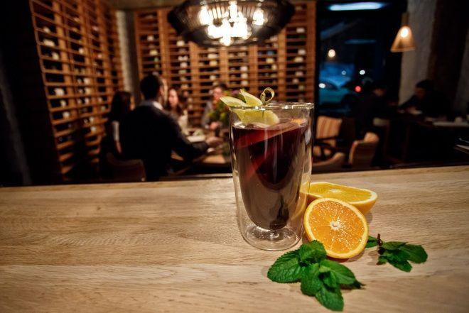 Андалузский глинтвейн от Touche. Обзор напитков из меню столичных ресторанов