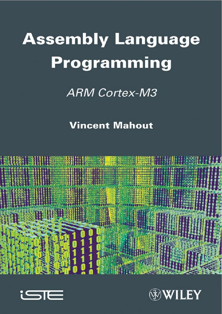 19 best asm images on pinterest assembly language programming assembly language programming arm cortex m3 ebook dl free download ebooks fandeluxe Gallery