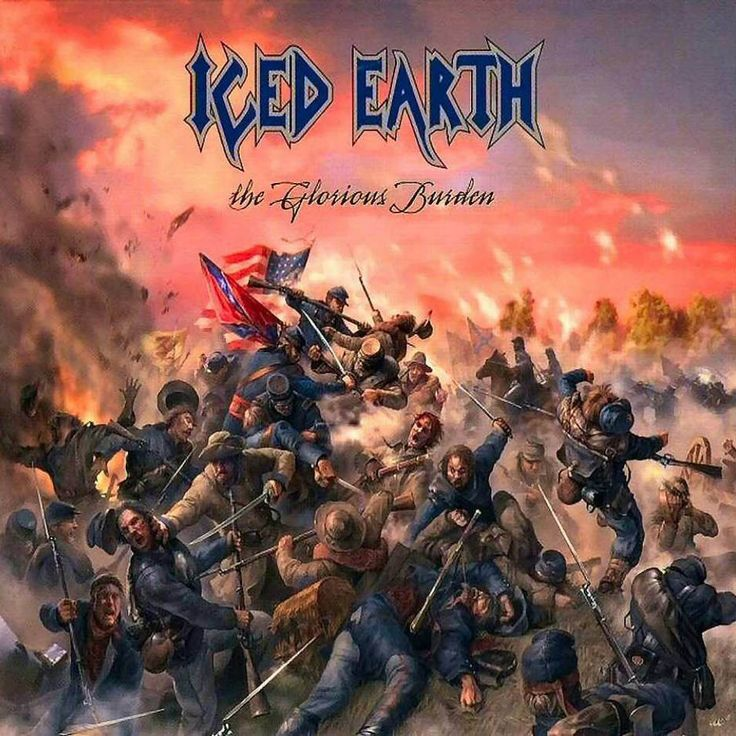 The Glorious Burden by Iced Earth