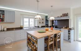 When it comes to increased functionality and visual anchors in a kitchen, few things can flaunt the pride and power of a well-built island.