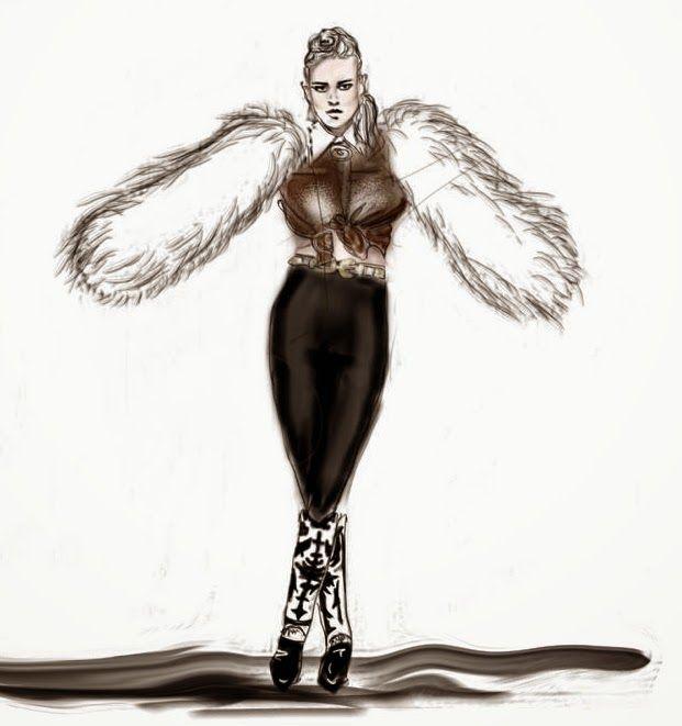 Black Carousel: Kristen Stewart's Chanel Campaign Shoot with Karl ...