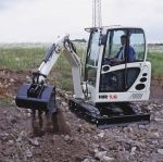 Door to Door Hire has a large range of Earth Moving Equipment for hire including Mini Excavators, Mini Loaders, Ride on Rollers, Small Bobcats, Trench Padfoots and much more.