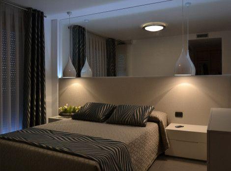 Decoraci n dormitorio para una joven pareja villalba - Decoracion para dormitorios ...