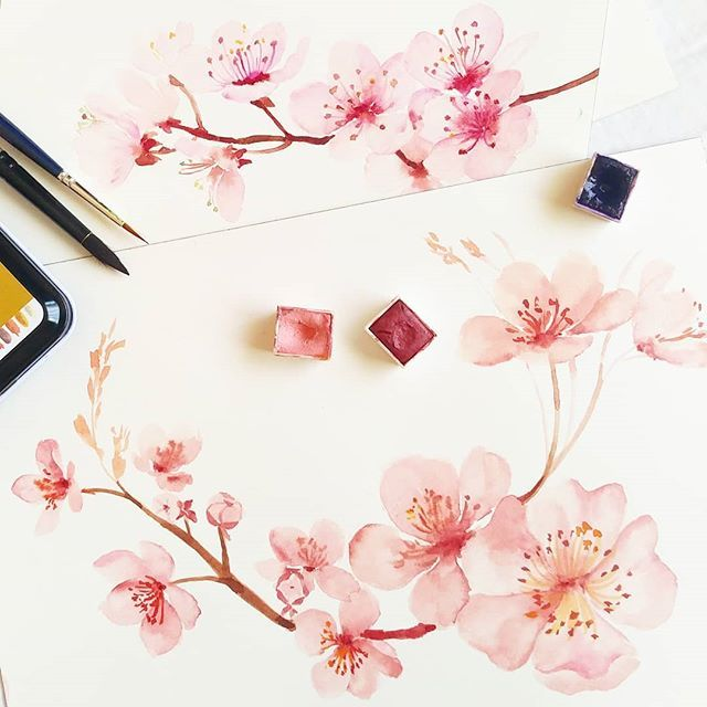 CNY Special Cherry Blossoms! Besides roses, I will…