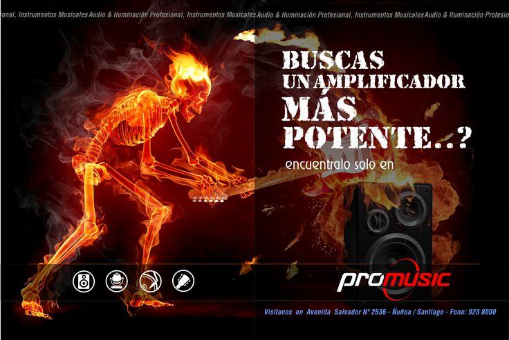 #amplificadores #promusic