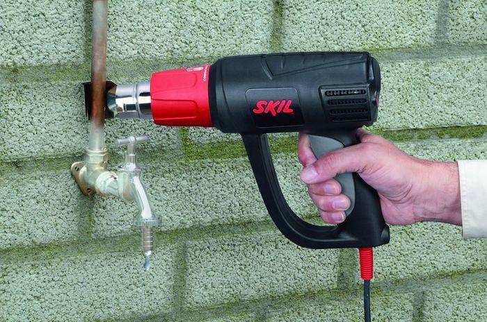 usos-de-la-pistola-de-calor-descongelar-tuberias