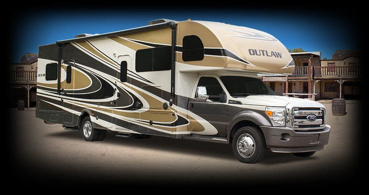 17 best images about toy haulers on pinterest radios for Class a rv with garage