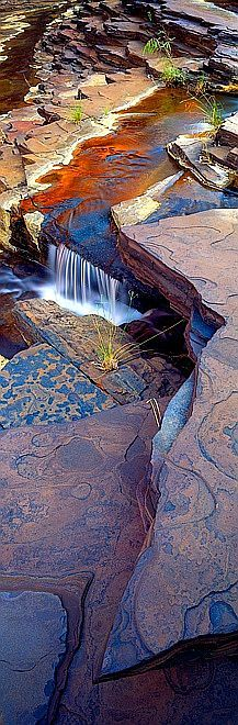 National #Park - Kalamina Gorge, Karijini, Western #Australia