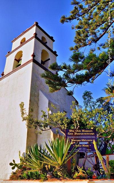 Old Mission San Buenaventura