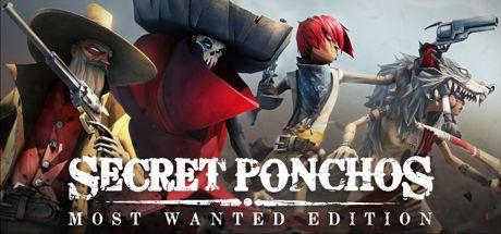 Économisez 50% sur Secret Ponchos sur Steam