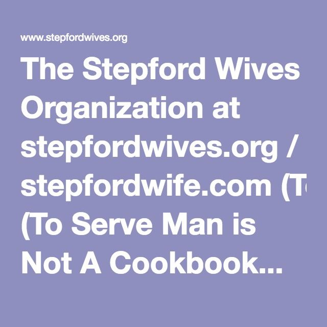 essay on the stepford wives View essay - essay on women and feminism from history 199 at illinois state university in the film, the stepford wives, the first minutes show how a powerful woman at an entertainment company, then.