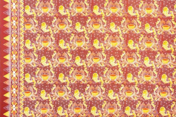 batik kuningan