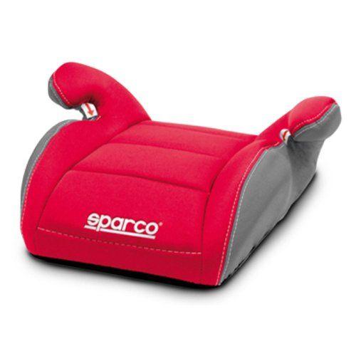 SPC SPC3002RS3CM Sparco Alzador 3 cm, Rojo/Gris #SPCRSCM #Sparco #Alzador #Rojo/Gris