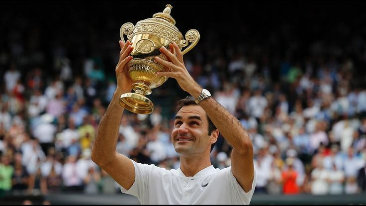 Roger Federer Wimbledon 2017 final winners   News Today