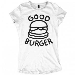 Italian Burger Allinclusive Apparel Ladies T-shirt