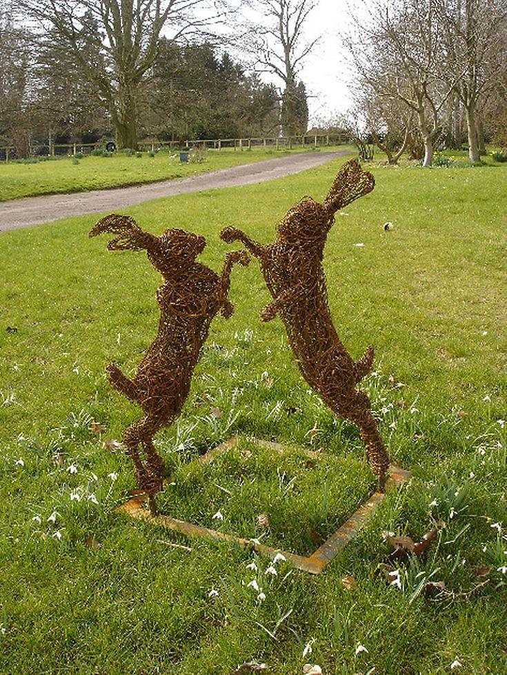 http://blog.lisacoxdesigns.co.uk/inspiration/wire-garden-sculpture-by-rupert-till/