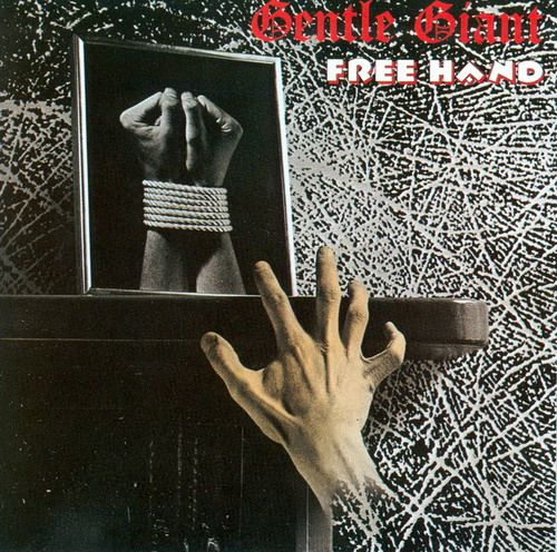 """Gentle Giant: Free Hand....an acquired taste to be sure, but a taste worth taking the time to acquire. The band's """"Live, Playing The Fool"""" is one of the best double live albums from the 70s."""