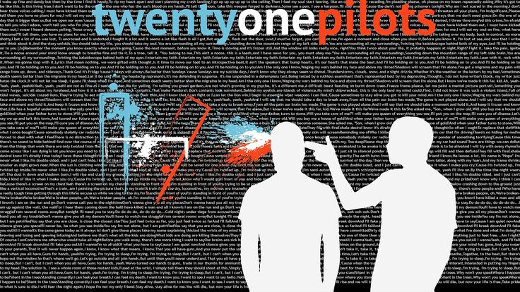 Twenty one pilots, Twenty one and Pilots on Pinterest