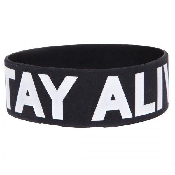 Stay Alive Bracelet - Accessories