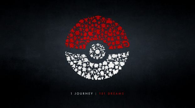 Pokemon Go Logo Minimalism Pokeball Wallpaper Fallout Wallpaper Go Wallpaper