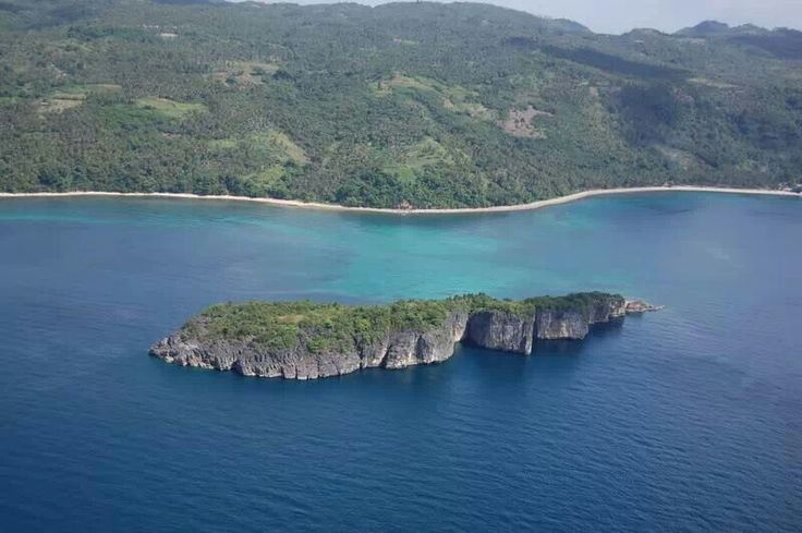 An islet off from Burias Island, Philippines