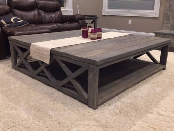 This Item Is Unavailable Etsy Farmhouse Style Coffee Table Rustic Coffee Tables Curtains Living Room Rustic