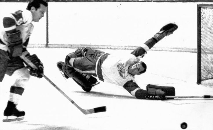 50 Years Ago in Hockey: 65-66 Goalie Preview - Red Wings: Roger Crozier