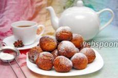 Рецепты пончиков с фото, пошаговое приготовление в домашних условиях на Webspoon.ru