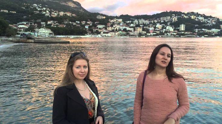 Видео из Черногории про призвание совместно с Инной Шукшиной