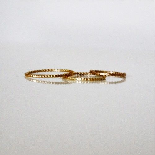 TYND KUGLE RING GF via NO79. Click on the image to see more!