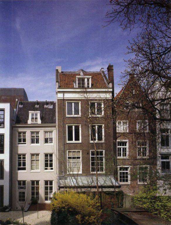 Anne Frank's House - Amsterdam - Netherlands | Anne frank ...