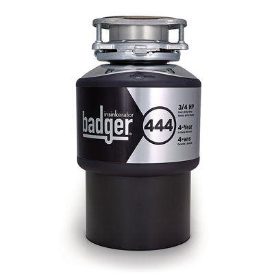 InSinkErator BADGER 444 Garbage Disposal