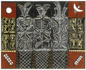 Fatu Feu'u,Taula Aitu http://cpitlibrary.wordpress.com/2010/06/09/last-chance-to-see-samoan-artworks/