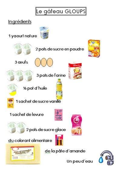 Recette Du Mug Cake Nature Ingredient