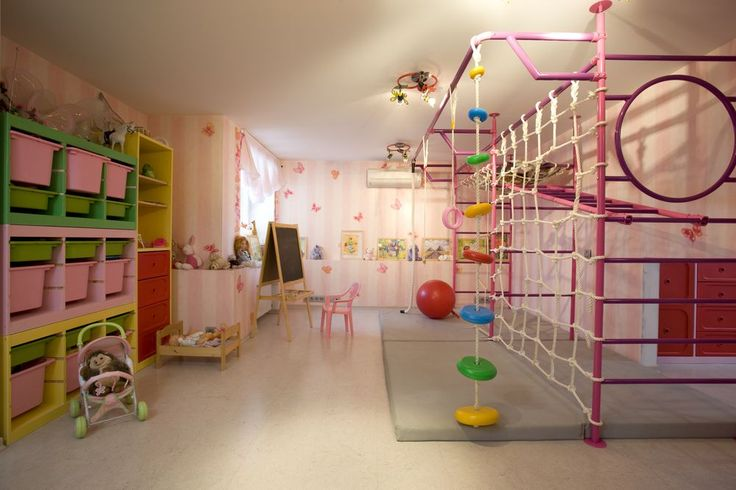 #дизайн #интерьер #детская #игровая #комната
