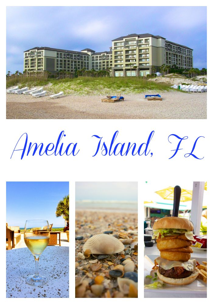 Amelia Island, FL - what to do and where to eat
