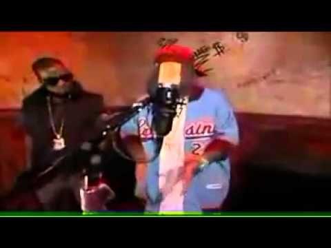 Rap City - Kanye West & Cassidy Freestyle
