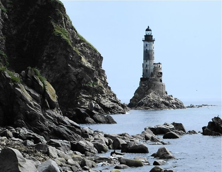Lighthouses are mysterious
