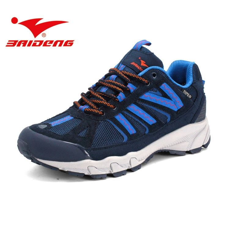 44.79$  Watch here - http://alijil.shopchina.info/go.php?t=32711951222 - Baideng mens shoes sales hiking shoes Breathable outdoor sport shoes Men Women trekking Climbing Shoes sneakers apatillas hombre  #magazineonline