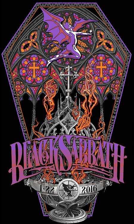 Black Sabbath - Carin Hazmat - 2016 ----
